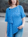 Universal Yarn Bamboo Pop Splash Cardigan Kit