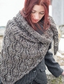 Berroco Inca Tweed Tipperary Wrap Kit