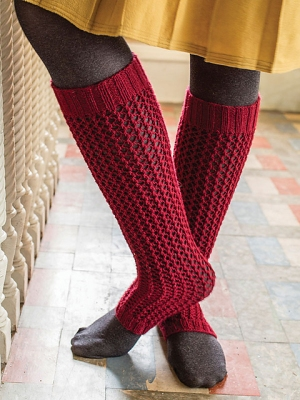 Berroco Cosma Tsui Sing Leg Warmers Kit - Women's Accessories
