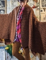 Berroco Ultra Alpaca Chunky Robes-Poems Wrap Kit