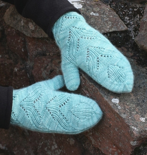 Swans Island Ecowash Sport Loch Mittens Kit - Hats and Gloves