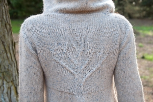 Rowan Felted Tweed Bare Branches Cardigan Kit - Women's Cardigans