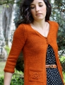 Cascade 220 Sport Sunlit Autumn Cardigan Kit