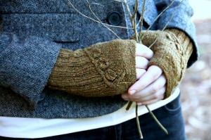 Rowan Felted Tweed Twigs and Willows Mitts Kit - Hats and Gloves