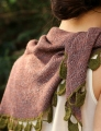 The Fibre Company Meadow/ Shibui Knits Cima Hanging Leaves Kit
