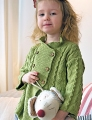 Rowan Wool Cotton 4 Ply Heidi Coat Kit