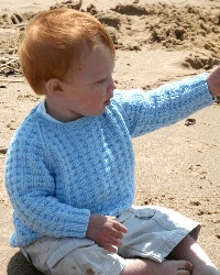 Knitting at Knoon Patterns - Little Jersey Pattern