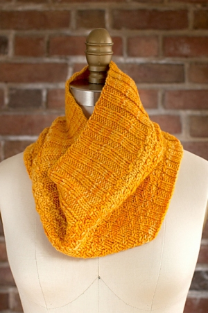 Manos Del Uruguay Maxima Antuco Cowl Kit - Scarf and Shawls