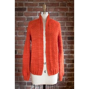 Manos Del Uruguay Wool Clasica Risco Kit - Women's Cardigans