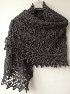 Mrs. Crosby Satchel Teasdale Shawl Kit - Scarf and Shawls