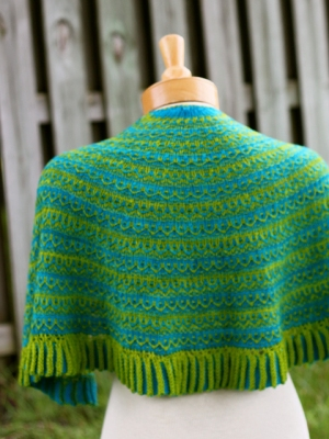Baah Yarn Lajolla Biellese Shawl Kit - Scarf and Shawls