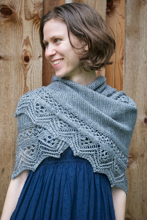 Anzula Cricket Flow Shawl Kit - Scarf and Shawls