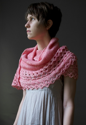 Anzula Nebula Ume Shawl Kit - Scarf and Shawls