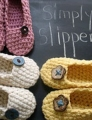 Cascade 220 Simply Slippers