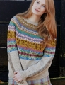 Rowan Fine Tweed Lovage Pullover Kit