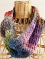 Noro Silk Garden Sock Easy To Wear Cowl Kit