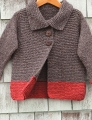 Berroco Remix Sawtelle Cardigan Kit
