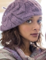 Berroco Andean Mist Collier Beret Kit