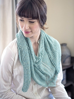 Berroco Linus Fillet Shawl Kit - Scarf and Shawls