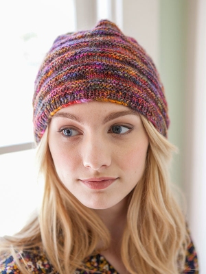 Berroco Boboli Lace Fane Hat Kit - Hats and Gloves