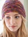 Berroco Boboli Lace Fane Hat Kit