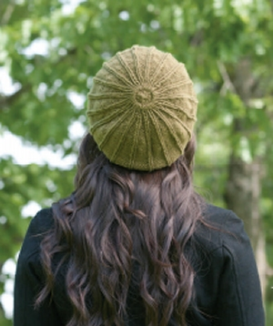 Cascade Venezia Worsted Beret  Kit - Hats and Gloves