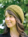 Cascade Venezia Worsted Beret  Kit