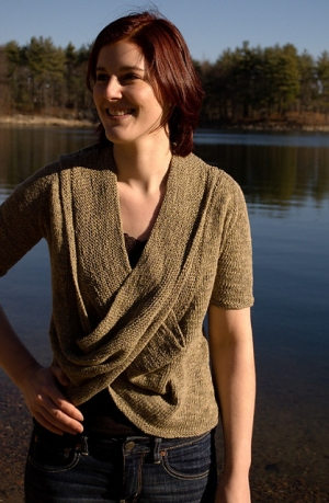 Juniper Moon Farm Zooey El Seyf Multi-wrap Cardigan Kit - Women's Cardigans