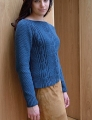 Rowan Handknit Cotton Dylan Pullover Kit