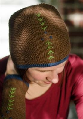 Juniper Moon Farm Tenzing Deodar Hat Kit - Hats and Gloves