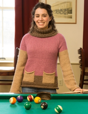 Classic Elite Chateau/Chalet Cameron Pullover Kit - Women's Pullovers