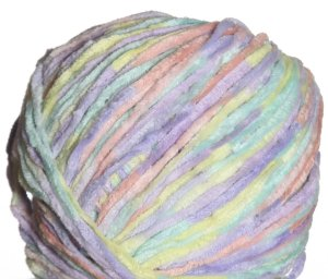 Crystal Palace Cotton Chenille Print Yarn