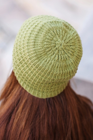 Rowan Pure Wool Worsted Conferva Villosa Hat Kit - Hats and Gloves