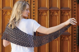 Anzula Squishy Planorbis Corneus Shawl Kit - Scarf and Shawls
