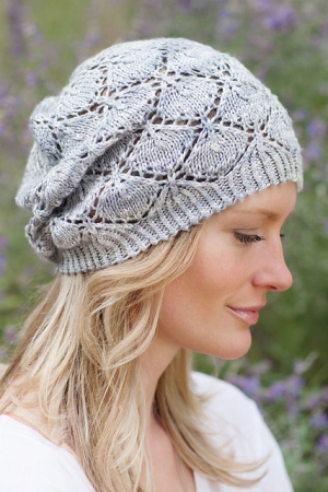 Artyarns Regal Silk Pelagia Noctiluca Hat Kit - Hats and Gloves