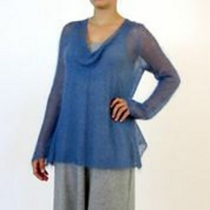 Shibui Silk Cloud Maria Pullover Kit - Women's Pullovers