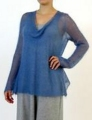 Shibui Knits Silk Cloud Maria Pullover Kit