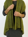Shibui Knits Linen/Silk Cloud Cocoon Wrap