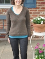 Lorna's Laces Solemate Afterlight Pullover