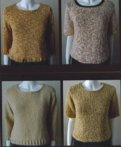 Ann Norling Patterns - 67 - The Perfect Tee Pattern