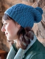Plymouth Cashmere Passion Vorderrhein Hat Kit