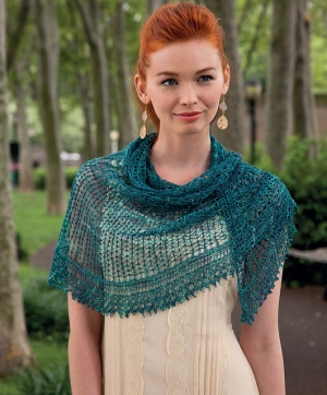 Anzula Cloud Grand Army Plaza Shawl Kit - Scarf and Shawls