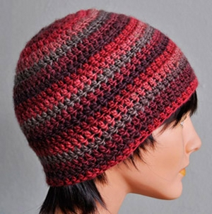 Crystal Palace Yarns Mochi Plus Every Day Hat Kit - Crochet for Adults