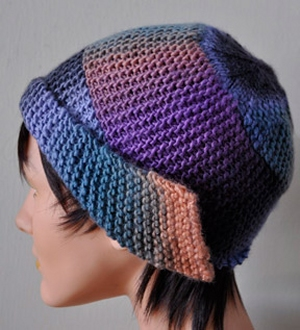 Crystal Palace Yarns Mochi Plus Swirl Hat Kit - Hats and Gloves