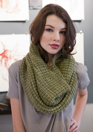 Berroco Ultra Alpaca Ostrom Cowl Kit - Scarf and Shawls