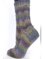 Crystal Palace Yarns Sausalito Scalloped Socks