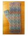 Crystal Palace Yarns Sausalito Fingerless Gloves Kit