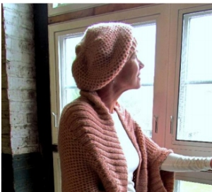 Plymouth Yarn Baby Alpaca Aire Woman's Hat Kit - Hats and Gloves