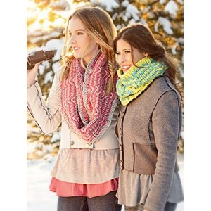 Spud and Chloe Outer Wing Tip Cowl Kit - Scarf and Shawls