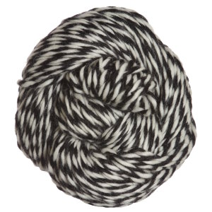 Misti Alpaca Chunky Solids Yarn - 2L470 Black Cream